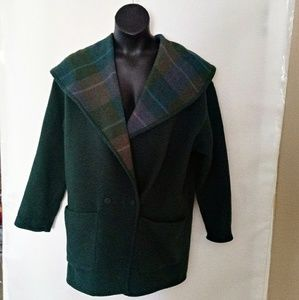 🎉Vintage Express Women's Wool Topcoat